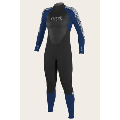 O`Neill Epic 3/2MM Back Zip Full Wetsuit Women's