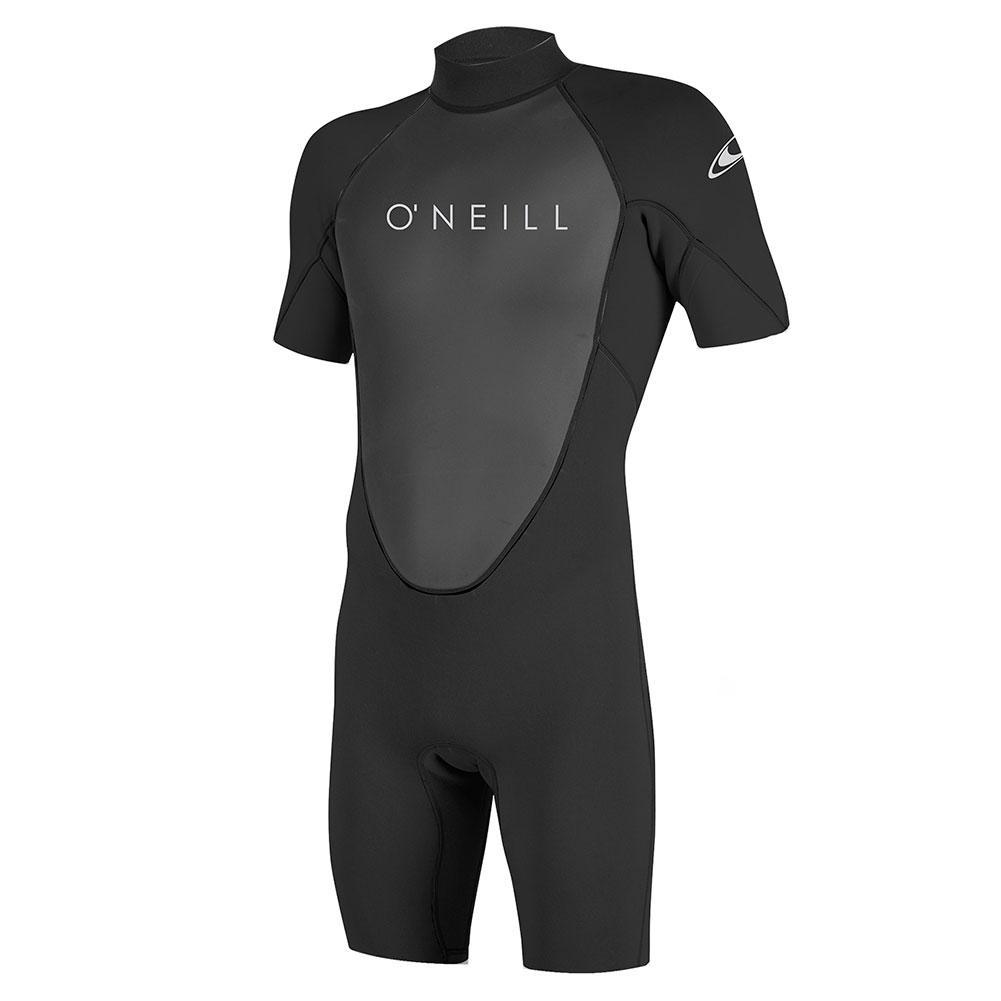 Oneill Reactor- 2 2mm Back Zip Short- Sleeve Spring Wetsuit Men's