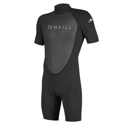 ONeill Reactor II 2MM Back Zip Short Sleeve Spring Wetsuit Mens