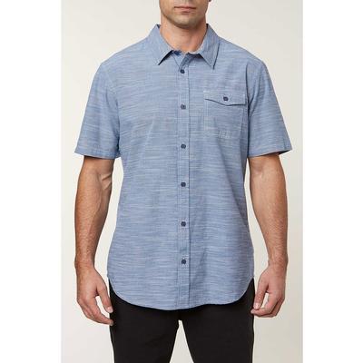ONeill Jack Short Sleeve Button Up Shirt Mens