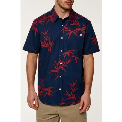 ONeill Lido Short Sleeve Button Up Shirt Mens