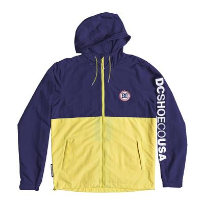 DC Shoes Bah Way Block Windbreaker Men's