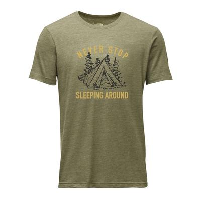 The North Face Campin Tri-Blend Tee Men's