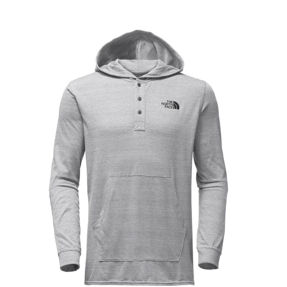 b10e06a6b The North Face Henley Tri-Blend Hoodie Men's