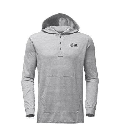 The North Face Henley Tri-Blend Hoodie Men's