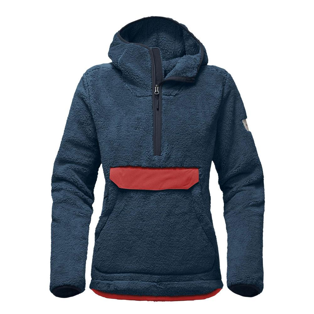 c89625a8773e The North Face Campshire Pullover Hoodie Women s Blue Wing Teal
