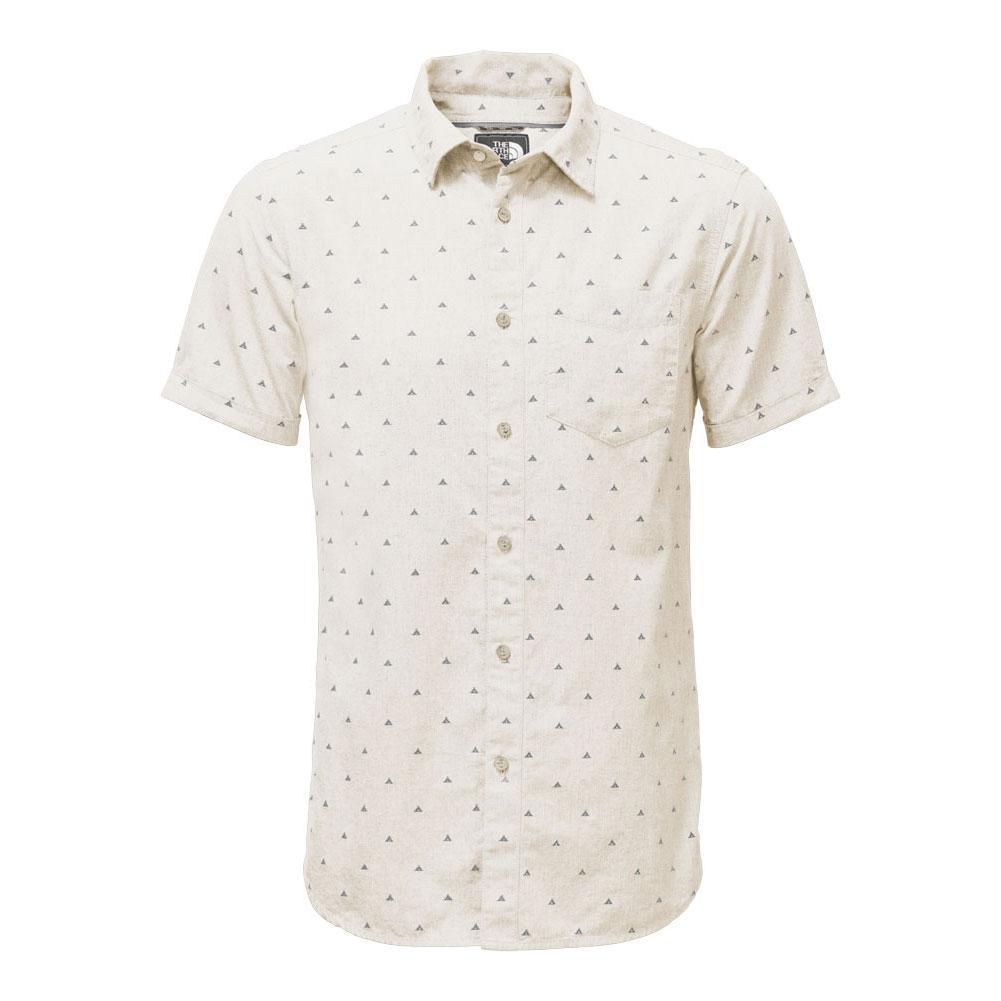 b85e72b90 The North Face Short Sleeve Bay Trail Jacquard Shirt Men's
