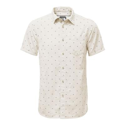 The North Face Short Sleeve Bay Trail Jacquard Shirt Men's