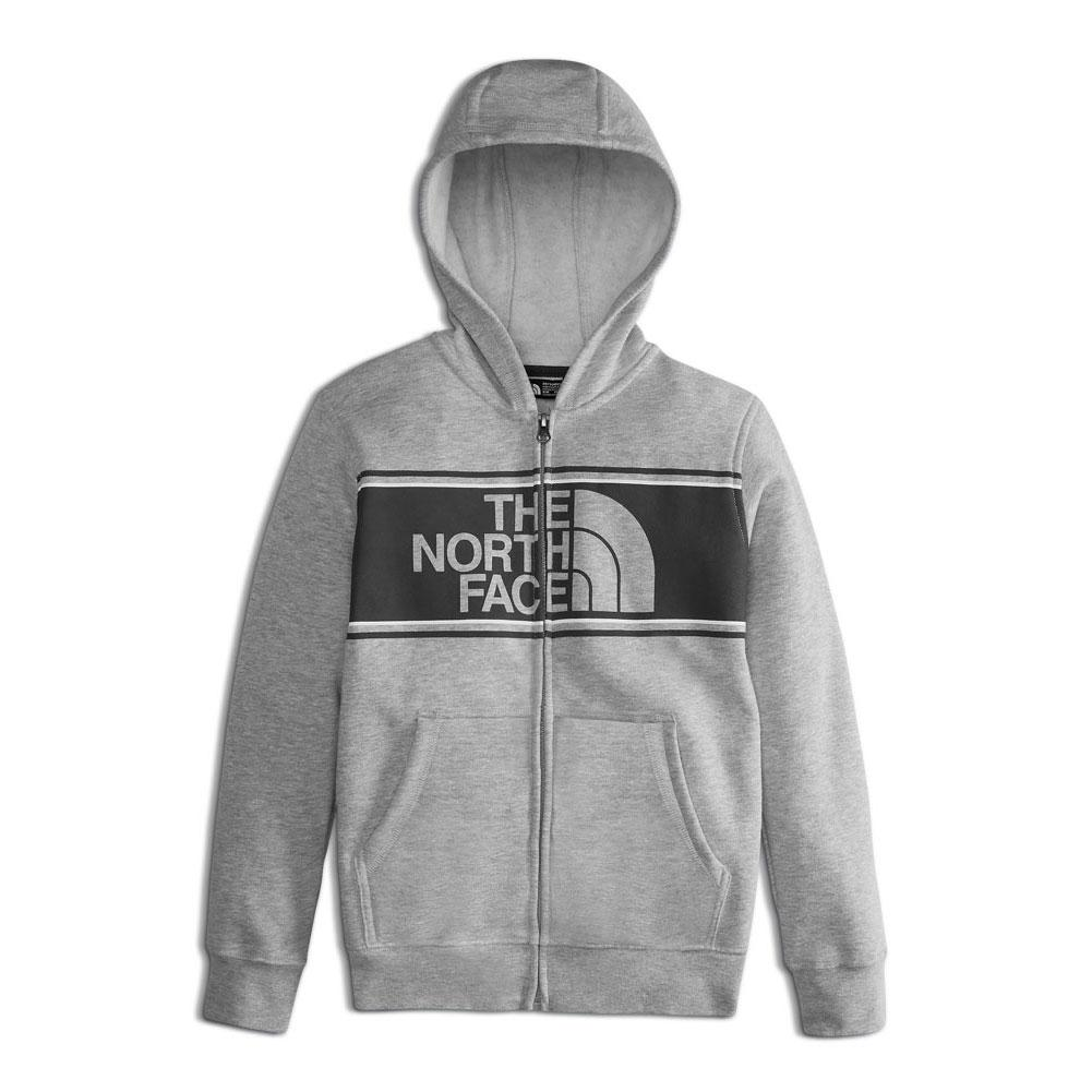 c4b5207eb The North Face Logowear Full Zip Hoodie Boys'