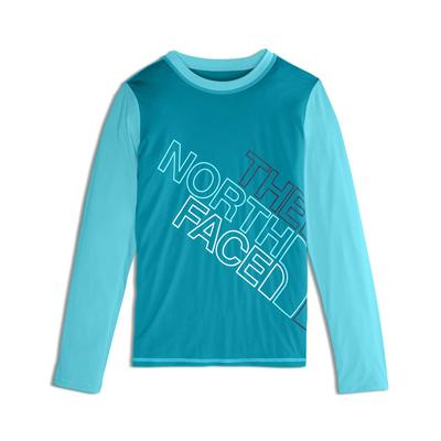 The North Face Long Sleeve Amphibious Tee Girls'