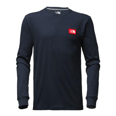 The North Face Long Sleeve Patch Tee Men's