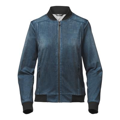The North Face TNF Indigo Knit Jacket Women's