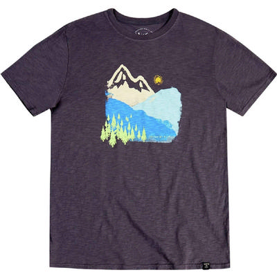 United By Blue Short Sleeve Mountain Ink Shirt Men's