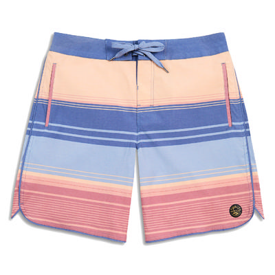 United By Blue Sea Bed Scallop Boardshorts Men's
