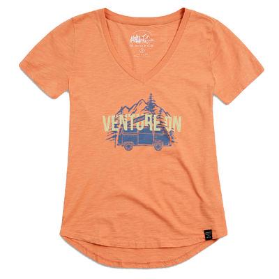 United By Blue Short Sleeve Venture On Tee  Women's