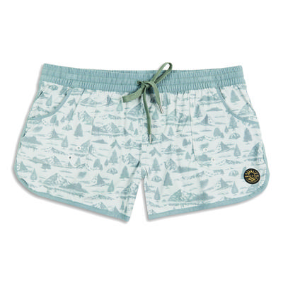 United By Blue Mountain Vista Boardshort Women's