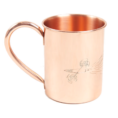 United By Blue Paddle Out Copper Mug