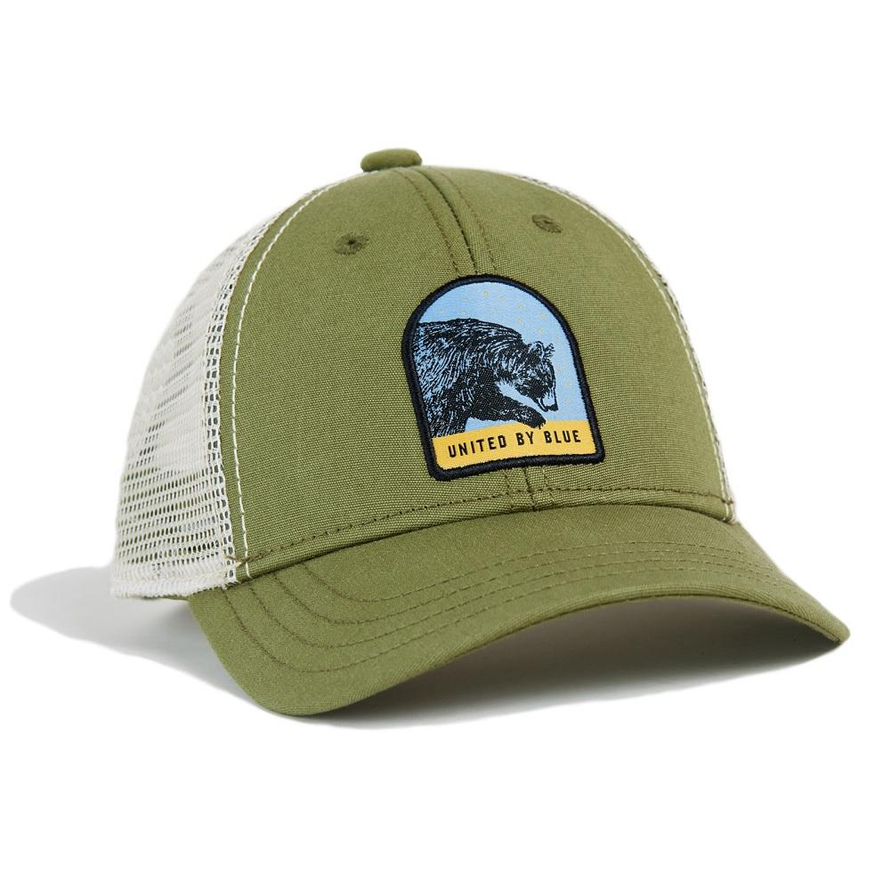 8753c9c1 United By Blue Great Bear Trucker Hat Youth Olive