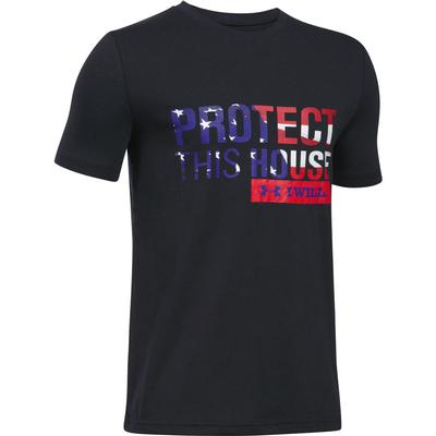 Under Armour Freedom Protect This House Tee Boys'