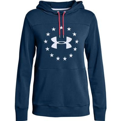 Under Armour Freedom Microthread Hoodie Women's