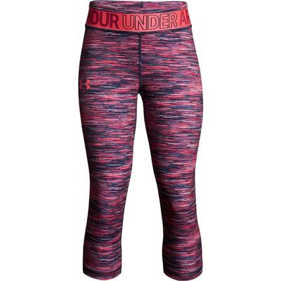 Under Armour Heatgear Novelty Capri Girls'