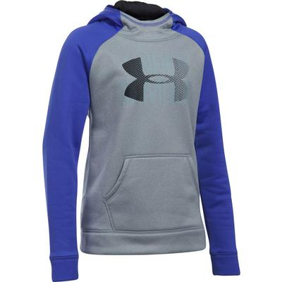 Under Armour SG Big Logo Hoody Girls'
