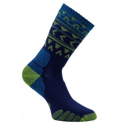 Euro Sock Wild Multipurpose Crew Medium Weight Silver Drystat Socks