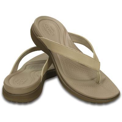 Crocs Capri V Flip Flops Women's