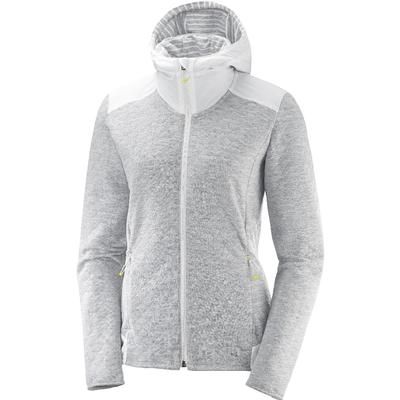 Salomon Elevate Full Zip Midlayer Women's