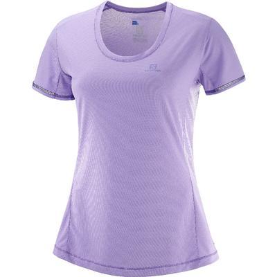 Salomon Agile Short Sleeve Tee Women's