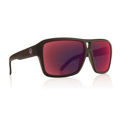 Dragon Alliance The Jam Sunglasses - Matte Black H2O/Plasma Ion P2