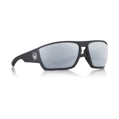 Dragon Alliance Cutback Sunglasses - Matte Black H2O/Silver Ion P2
