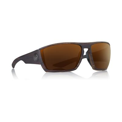 Dragon Alliance Cutback Sunglasses - Wood Grain/Copper Ion