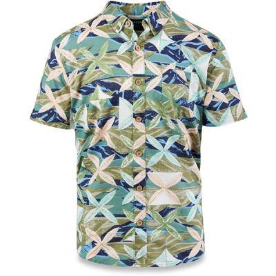 Dakine Plate Lunch Short Sleeve Woven Button Up Shirt Men's
