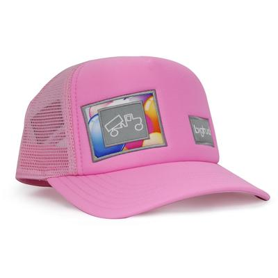 bigtruck Original Hat Kids' Pink
