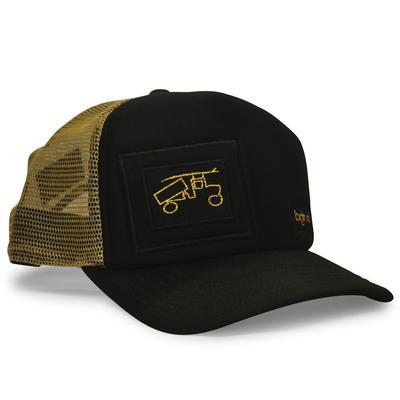 bigtruck Original Hat Black/Gold
