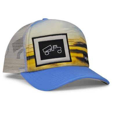 bigtruck Original Outdoor Sublimated Hat Mountain Lake