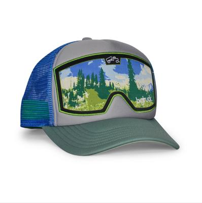 bigtruck Original Goggle Hat Pine Green