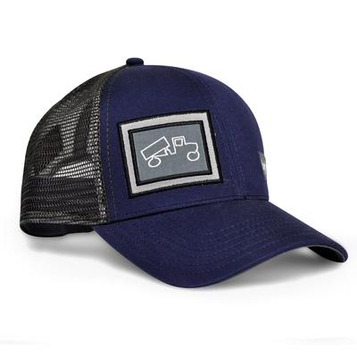 bigtruck Classic Outdoor Hat Navy/Blue/Grey