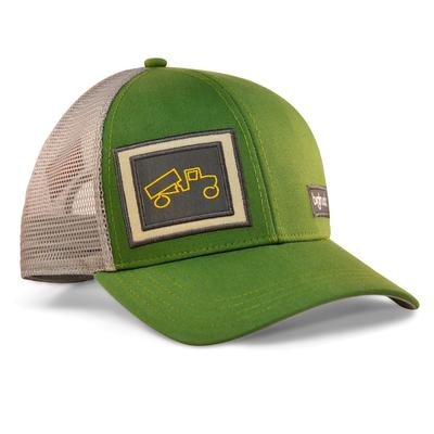 bigtruck Classic Outdoor Hat Green/Grey