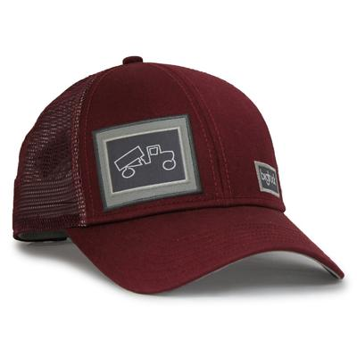 bigtruck Classic Outdoor Hat Wine