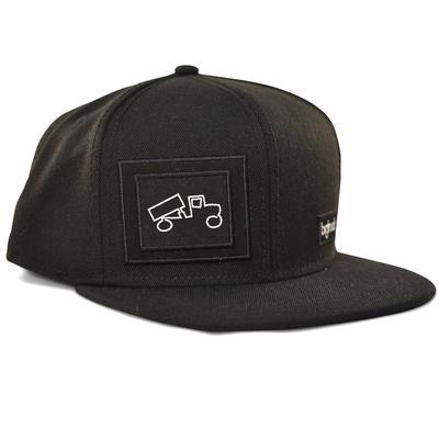 bigtruck Pro Hat Black/Black