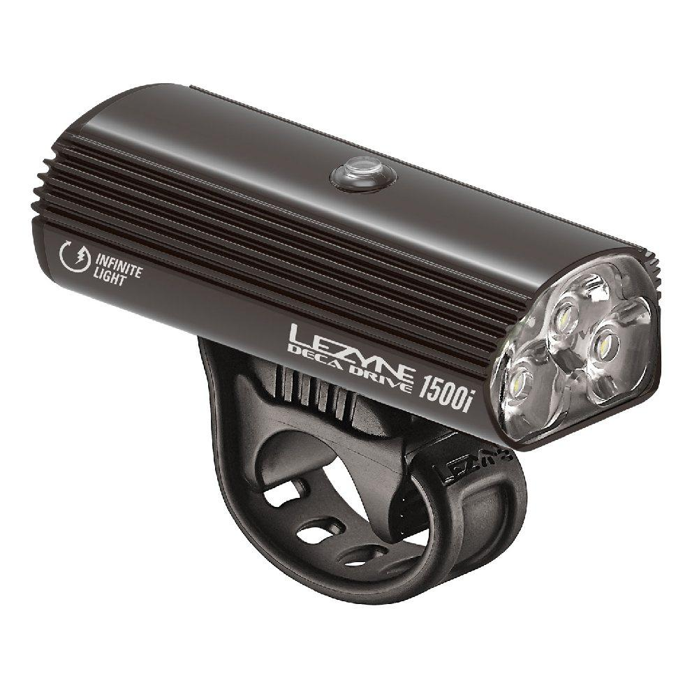 Lezyne Deca Drive 1500i Front Light Fully Loaded