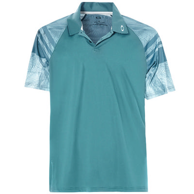 Oakley Aero Sleeve Graphic Polo Men's