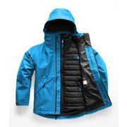 The North Face Fresh Tracks Triclimate Jacket Boys' HYPER BLUE