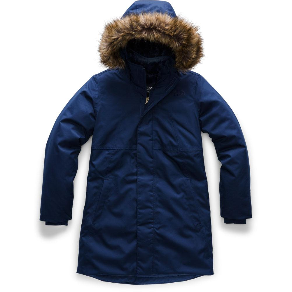The North Face Arctic Swirl Down Jacket Girls '