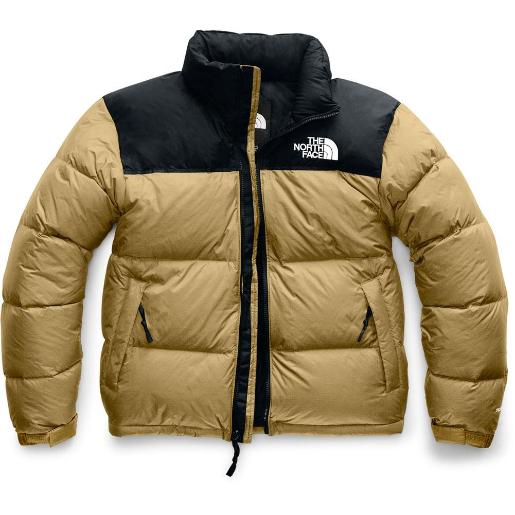 The North Face Nuptse Down Jacket Men's Shiny Black, M