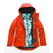 The North Face Clementine Triclimate Jacket Women's VALENCIA ORANGE