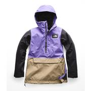 The North Face Tanager Jacket Women's DAHLIA PURPLE/TNF BLACK/KELP TAN