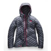 The North Face ThermoBall Hoodie Women's GRISAILLE GREY